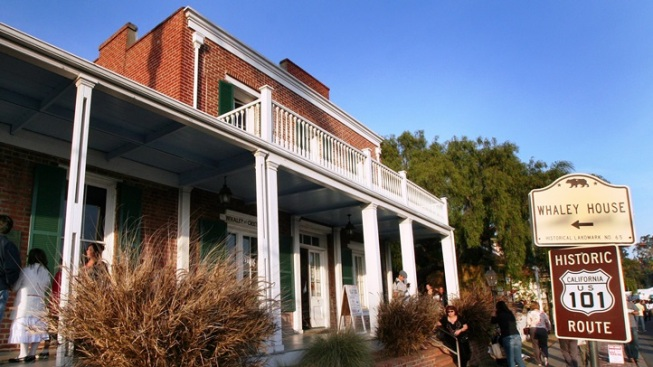 Whaley House: San Diego's Spooky Gem
