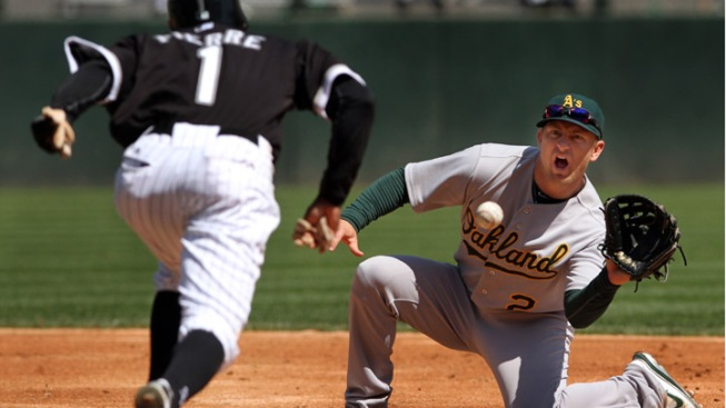 The A's Get Their Own Mini KNBR