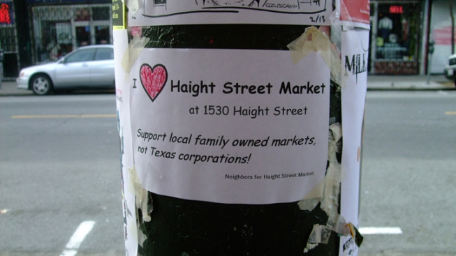 Haight Street Whole Foods Gets Some Hate