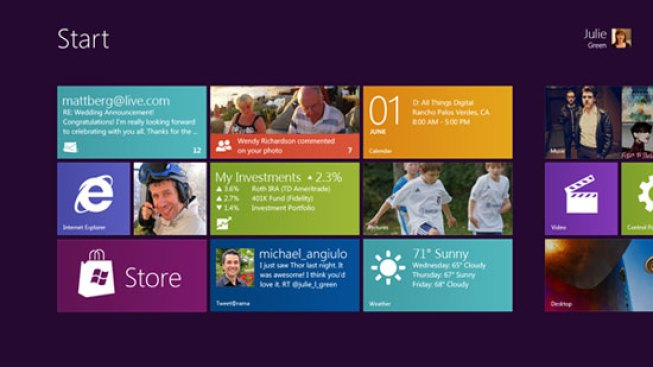 Windows 8 Is Like Windows Phone 7