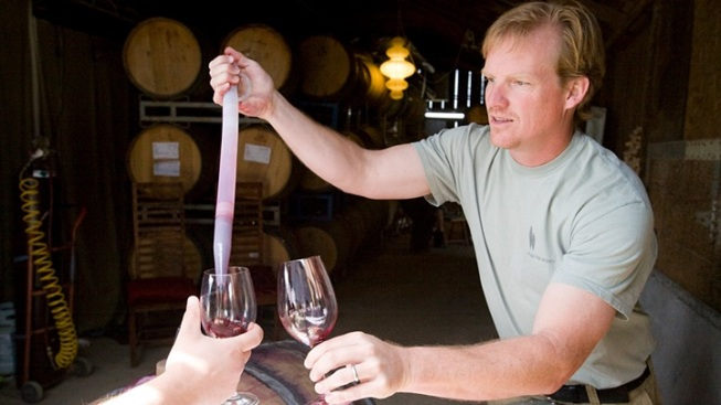 Take to the Trail: Livermore Barrel Tasting Weekend