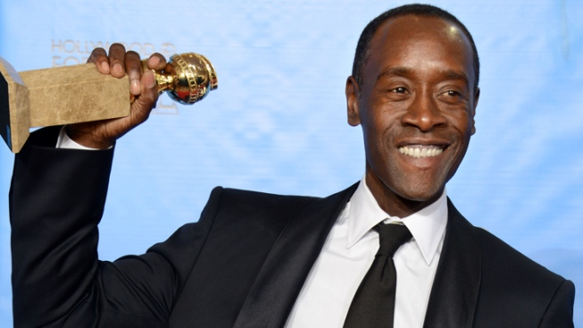 """Don Cheadle Tells a Few Truths About """"House of Lies"""" and """"Iron Man 3"""""""