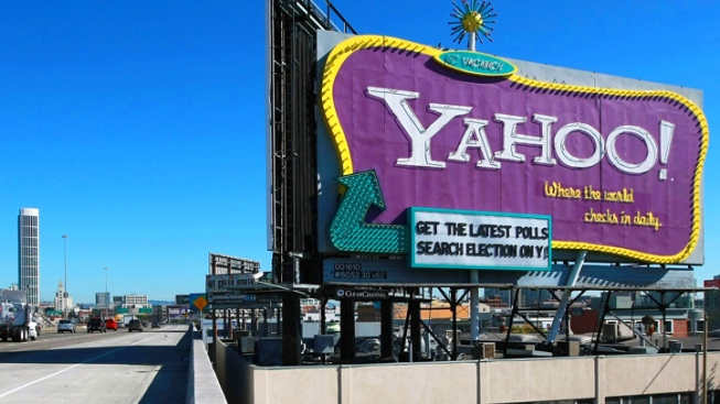 'Iconic' Yahoo! Billboard Coming Down