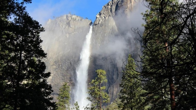 Splashing Our Way: Yosemite Waterfall Season