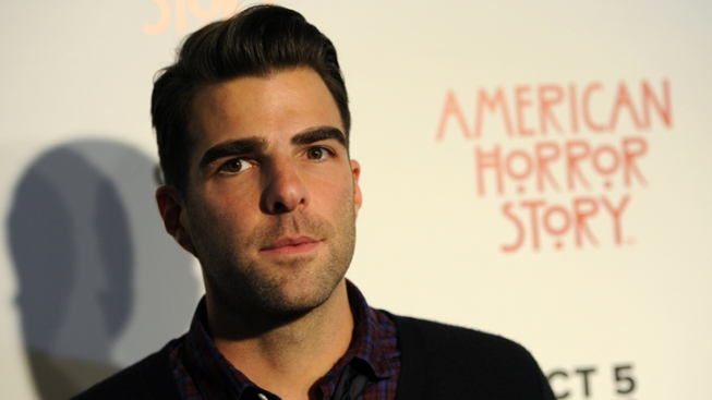 "Zachary Quinto Talks Coming Out: ""It Was My Time"""