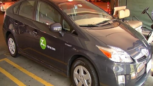 Zipcars Can Park For Free in San Jose-Owned Lots
