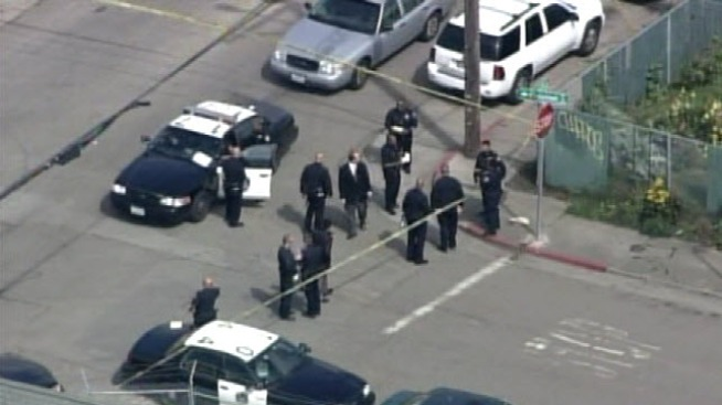 Police Investigate Officer-Involved Shooting in Oakland