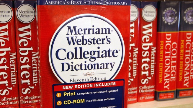 "Merriam-Webster Names ""Culture"" Word of the Year"