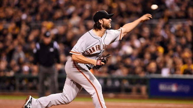 Giants Defeat Pirates in Wild Card Game, Advance to National League Division Series