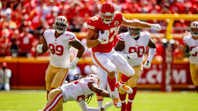 Quick Takeaways from 49ers' 38-27 Loss to Chiefs
