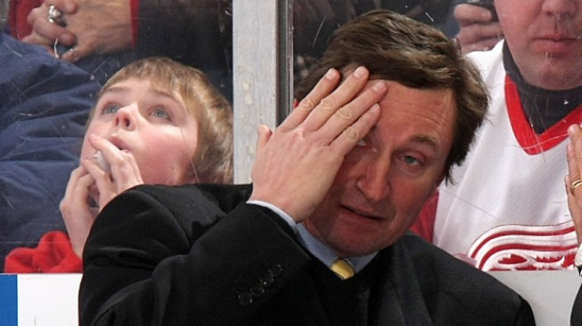 Gretzky To Make Millions If Coyotes Move To Canada