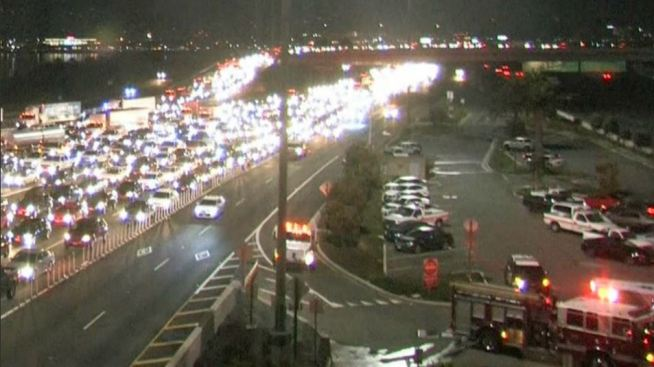 Caltrans Worker Hit by Vehicle at Bay Bridge Toll Plaza: CHP