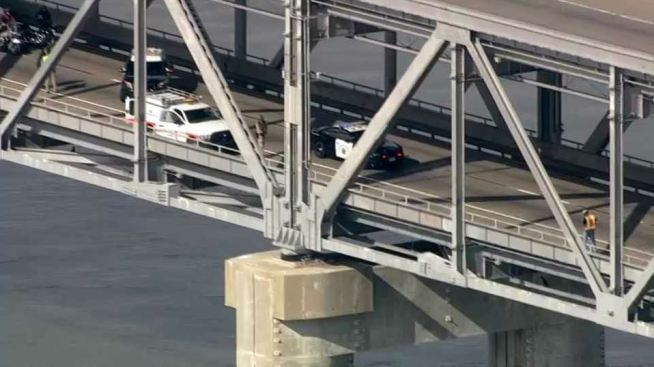More Than 60 Joints will be Replaced Following Chunks of Concrete Falling From on Richmond-San Rafael Bridge