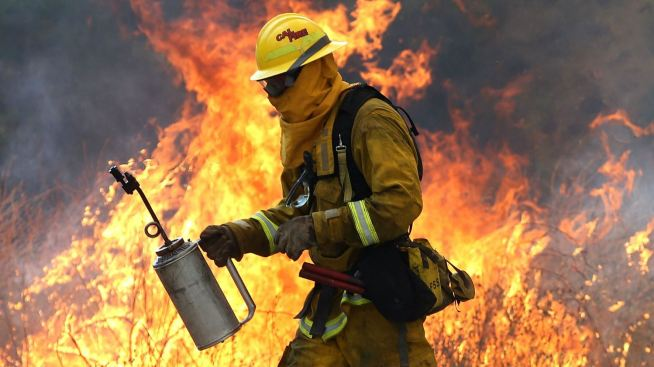 Cal Fire Transitioning Out of Peak Fire Season