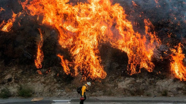 Emergency Declarations Made for SoCal Wildfires