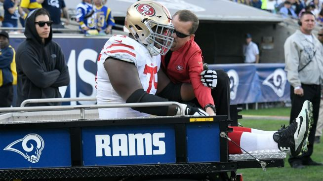 Niners' Tomlinson Should Be Fine for 2019 Season