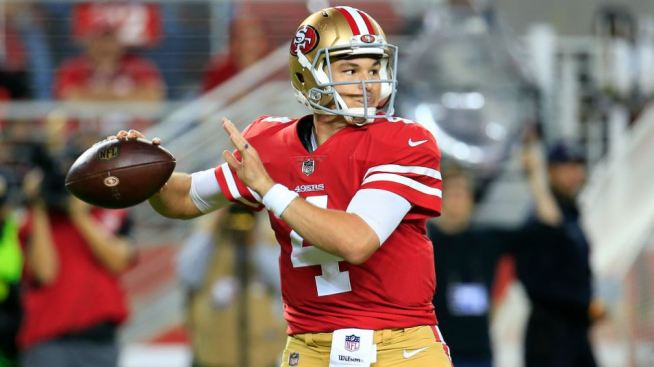 Nick Mullens Will Start at Quarterback for 49ers vs. Giants