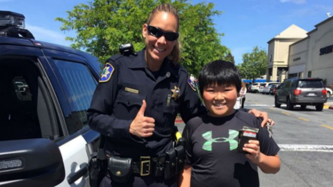 Boy's Call Helps Redwood City Police Return Cash-Filled Wallet to Owner