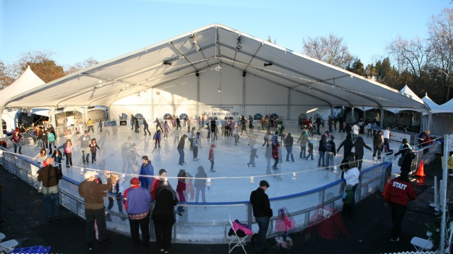11th Annual Walnut Creek on Ice