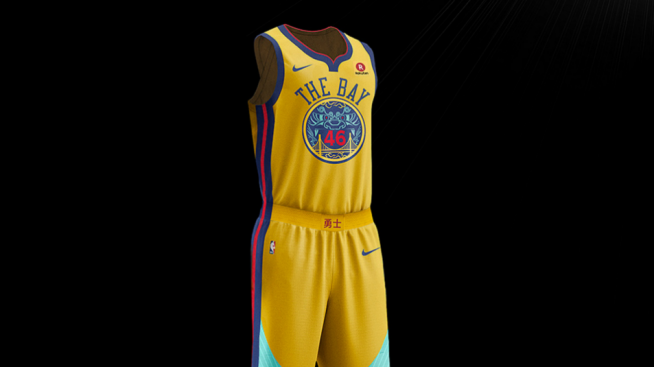 low priced 17620 2622a Warriors Unveil New-Look Chinese Heritage Uniform - NBC Bay Area
