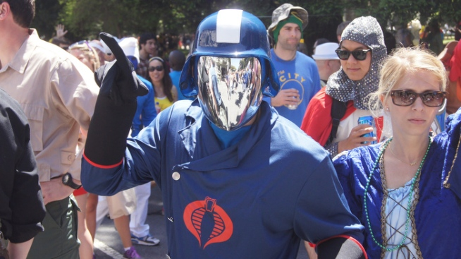New Bay to Breakers Safety Plan Doesn't Impress Security Expert