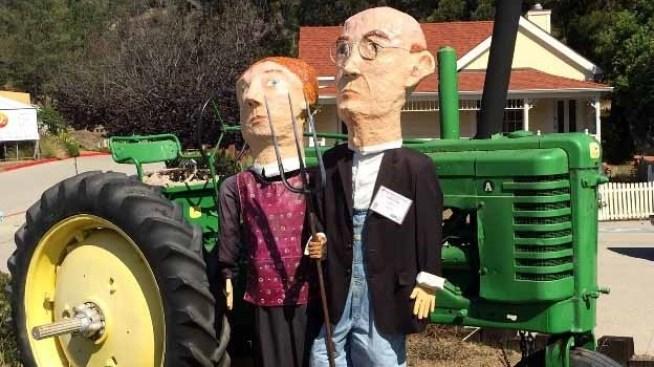 Cambria Autumn: Scarecrow Festival