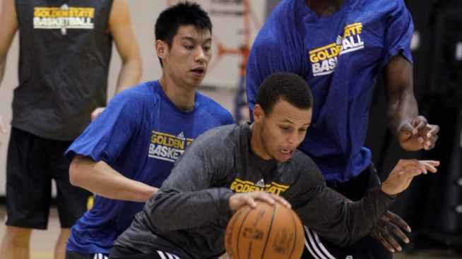 8d8d683a345 Jeremy Lin Recounts Favorite Stephen Curry Memory From Rookie Season ...