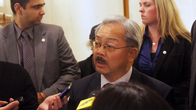 Mayor Ed Lee Abandons Stop and Frisk