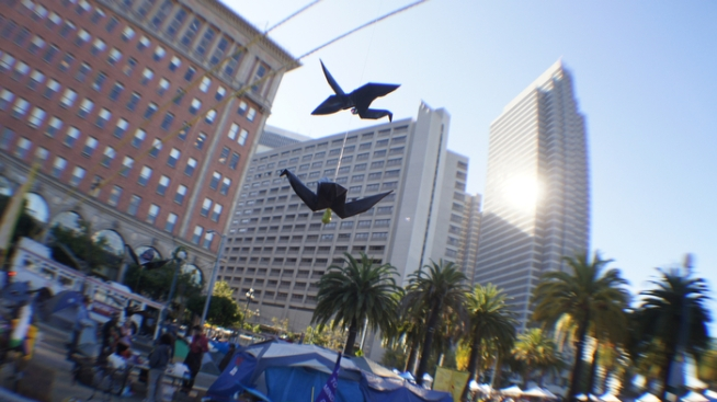 Occupy SF Moves to 'Solidify' Its Camp