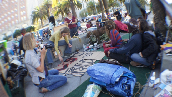 Occupy SF Won't Be Raided, Yet: Ed Lee