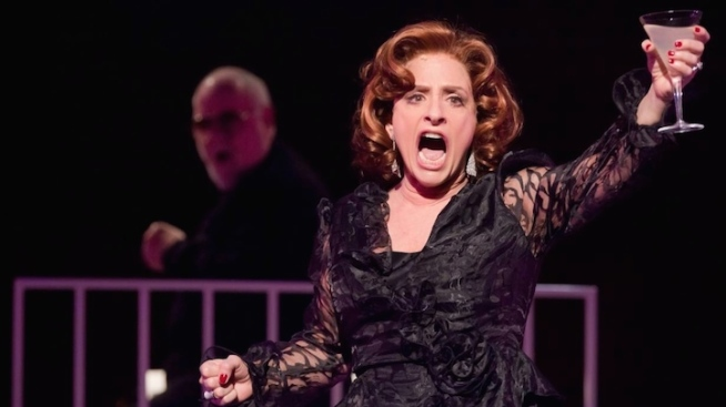 Patti LuPone Snatches Phone Out of Audience Member's Hand