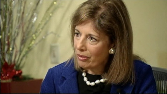 NBC Bay Area's Jodi Hernandez caught up with local congresswoman Jackie Speier, herself a high-profile victim of gun violence, for her reaction to President Barack Obama s new gun control proposals.