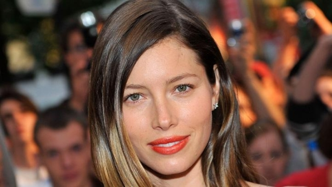 Jessica Biel chats about how her new movie, a remake of
