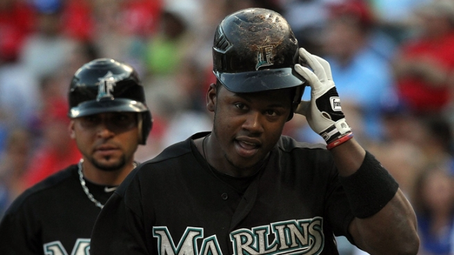 Report: A's Eye Marlins' Hanley Ramirez