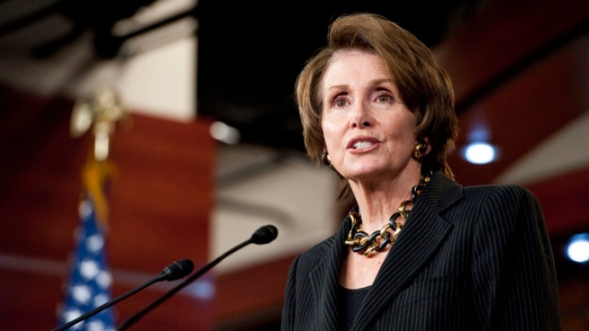 Pelosi Questions Obama's Pot Policy