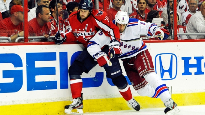 After Loss to Capitals, Rangers to Return for Game 7