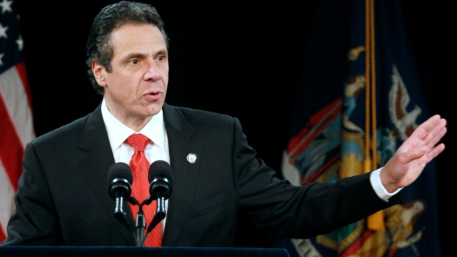 New York Gov. Proposes Assault Weapons Ban