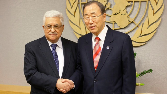 U.N. Recognizes State of Palestine; U.S. Objects