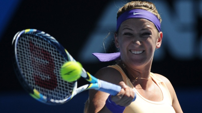 Defending Champ Azarenka Into Final Against Li