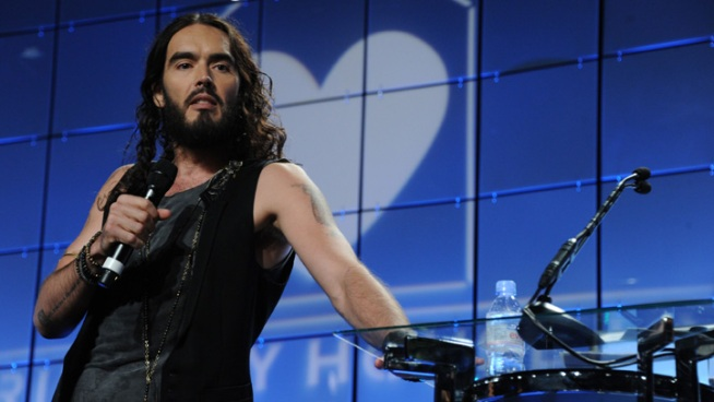 Russell Brand Sued for Allegedly Hitting Pedestrian With His Car