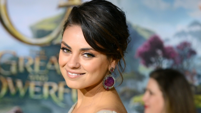 Mila Kunis Helps Reporter Through Funny Interview