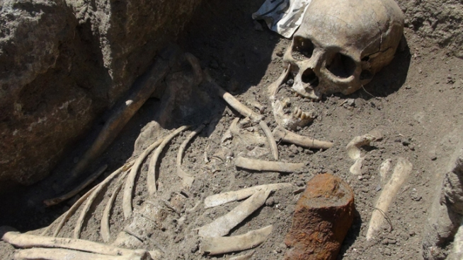 """Vampire"" Skeletons Unearthed in Bulgaria"