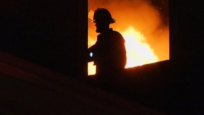 SJ Firefighter Injured in Apartment Blaze