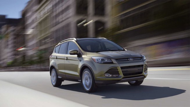 Ford Recalls 2013 Escapes
