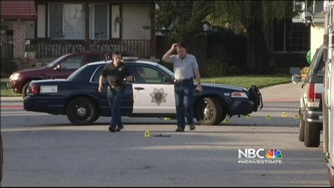 San Jose Police Fatally Shoot Suspect in