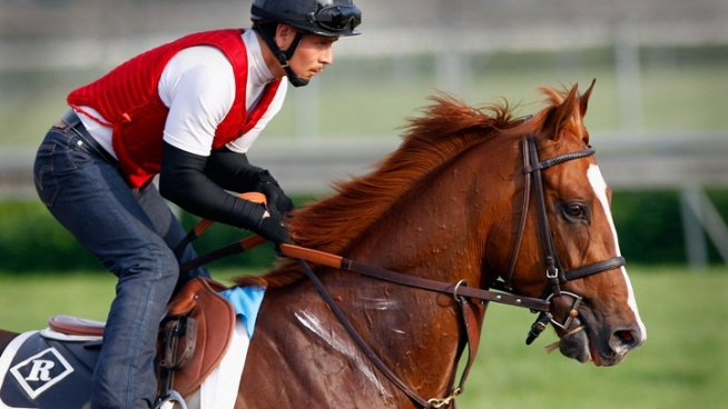 The Kentucky Derby stands well apart from other sports and entertainment events. Take a look at this year's preparations and then check out all the live action on Saturday at 4pm ET on NBC.