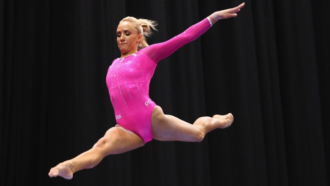Nastia Liukin has had just six months to return to Olympic form, as she tries to make Team USA Gymnastics in time for the 2012 Olympic Games in London.