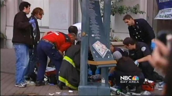 A man is shot and killed at Occupy Oakland. Today's incident just added more problems for Mayor Jean Quan.