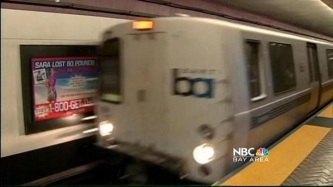 Protesters organized another rally against BART, this time, to express outrage after BART officials cut its wireless service to avert a surprise demonstration last week.  NBC Bay Area's Traci Grant reports.