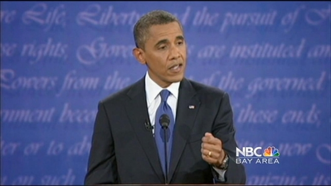 How much of what you heard on Wednesday's Presidential Debate was true? NBC Bay Area's Sam Brock checks the facts.